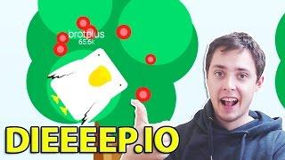 JAK ZOSTAĆ RYBĄ? czyli Deeeep.io czyli Darmowe Gry Online