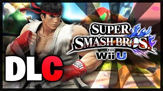 Super Smash Bros Wii U - Classic Mode w/ Ryu Wii U (HD)