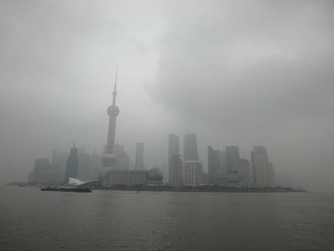 China Coal Producing More Smog And Pollution