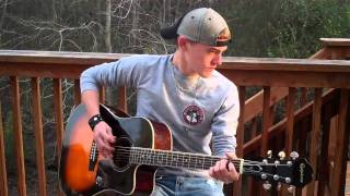 jordan rager covering ol red by blake shelton
