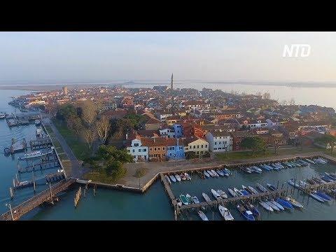 Венецианский остров Бурано