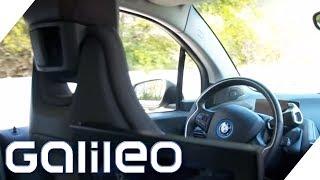 Autonomes Fahren: Wie nah ist der große Durchbruch? | Galileo | ProSieben
