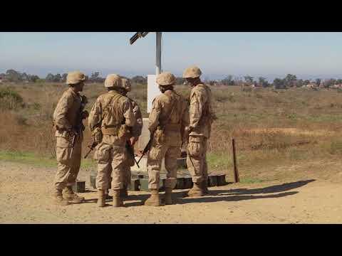 DFN:We Make Marines - SSgt. Sannicolas MARINE CORPS BASE CAMP PENDLETON, CA, UNITED STATES, 03.13.18
