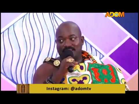 Marriage and its regrets - Awaresem on Adom TV (17-8-18)