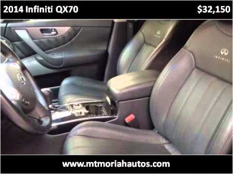 2014 infiniti qx70 used cars memphis tn youtube. Black Bedroom Furniture Sets. Home Design Ideas