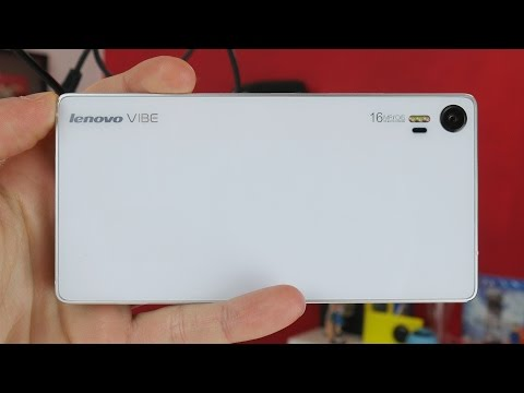 [Review] Lenovo Vibe Shot (en español)