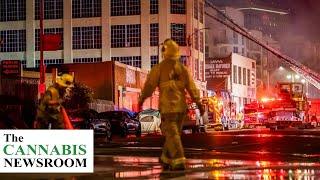 L.A. Fire Department Investigates Vape Shop Fire, Social Equity Program Revamps and E-Signatures