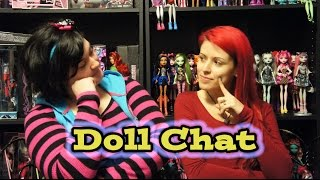 NEW Doll Chat and What it's like being a Toy Collector