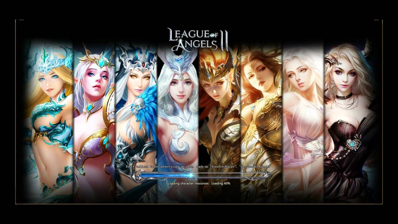 Download League of Angels 2 - Facebook Gameplay
