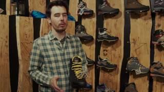 Обзор треккинговой обуви