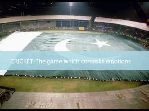 Sports in Pakistan- An Overview(HD)
