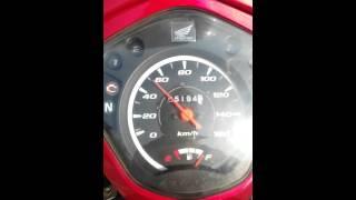 Top Speed Wave  110i  2014 (ล้อแม็ค)