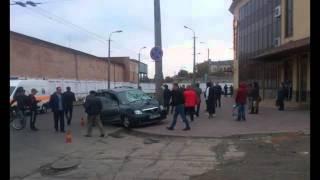 В Луцке пьяный водитель задавил двух женщин видео 18+
