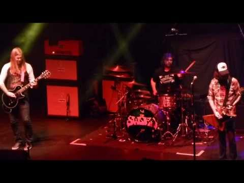 The Sword - Freya - live @ The Cap