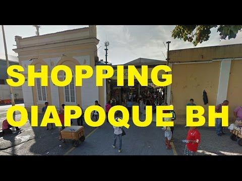 Rolê no Shopping Oiapoque
