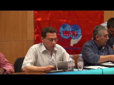 ILC 2014:  WFTU views on the right to...