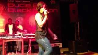 Bucie - Turn me on LIVE - Raw Footage