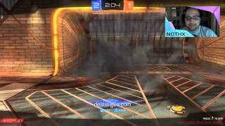 NoThx Stream ~ Rocket League
