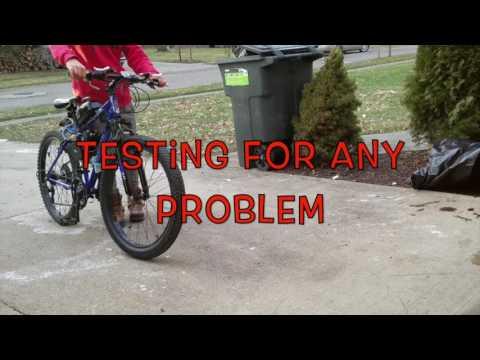 Motorized Bicycle progress