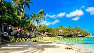 Conquest Of Pradise English Version By Dana Winner  Guimaras Island Tribute Music Video