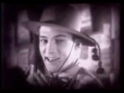 Rudolph Valentino 1921 Tango - YouTube