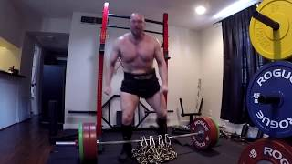Utilizing Chains In Your Training To Gain Strength!