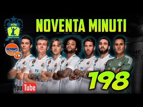 90 MINUTI 198 Depor 0-3 Real Madrid (21/08/2017)