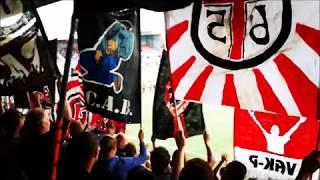 Sfeer uitvak Helmond Sport - FC Twente
