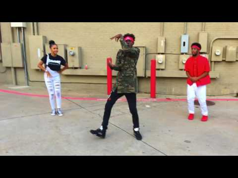 KYLE - iSpy ft Lil Yachty ( Official Dance Video) @Matt_Swag1