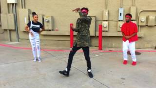 KYLE iSpy ft Lil Yachty ( Official Dance ) @Matt Swag1