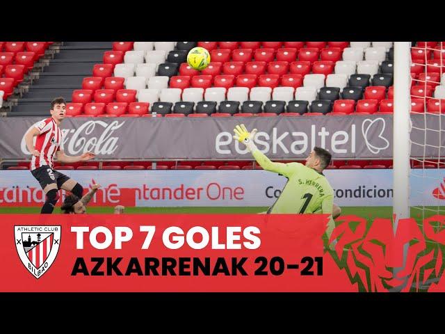 ⚽ Top 7 goles antes del minuto 10   Denboraldiko azkarrenak   2020-21