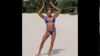 World Oldest Asian Female Bodybuilder this time at aged 60