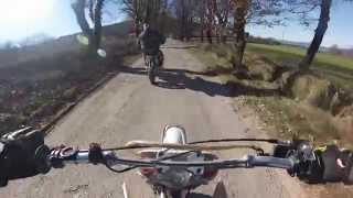 Dirt Bike 140 Lifan et YX