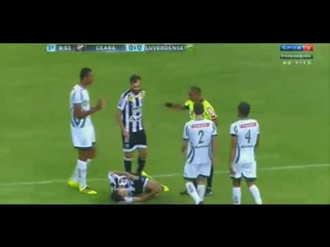 Ceará 0 x 0 Luverdense   Melhores Momentos   Brasileirão Série B 20 09 2016