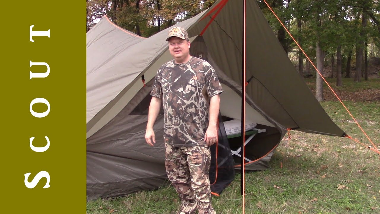 NEMO DARK TIMBER 4 TENT REVIEW - SCOUT PREPPER BUG OUT TENT  sc 1 st  YouTube & NEMO DARK TIMBER 4 TENT REVIEW - SCOUT PREPPER BUG OUT TENT - YouTube
