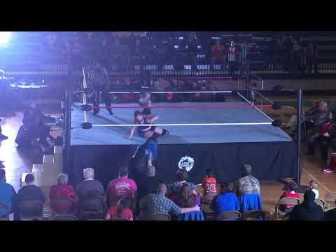 Triple Threat in Dublin GA  Tracey Taylor vs Crystal Rose vs Dani Deville