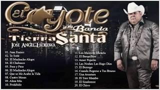 El Coyote y Su banda tierra santa Mix Exitos Lo Mejor