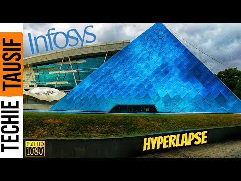 Infosys Electronic City | Bangalore | Bengaluru | Time Lapse HD