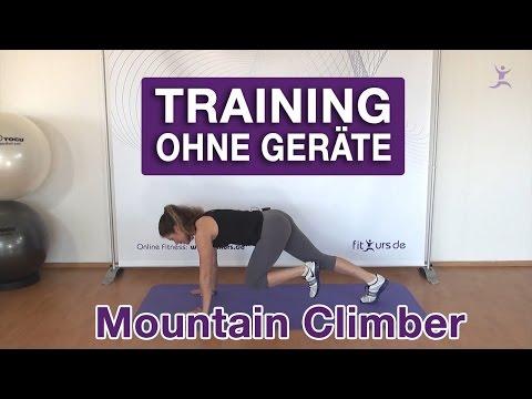 Mountain Climber (Bergsteiger)