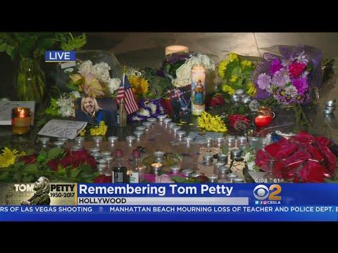 Fans, Fellow Musicians Heartbroken Over Death Of Tom Petty