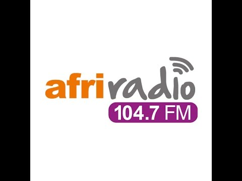 Interview on afriradio 104.7