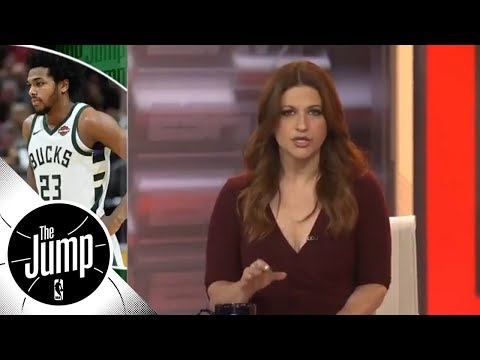 Stephen Jackson: Sterling Brown police incident 'shows no respect' | The Jump | ESPN