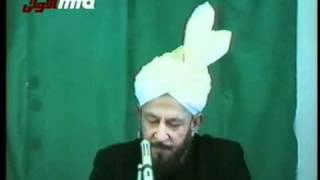 (Urdu) Patience and Courage of Hazrat Mirza Ghulam Ahmad Qadiani(as), Friday Sermon 19 April 1985