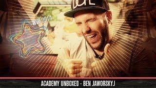Academy Unboxed - Benjamin Jaworskyj