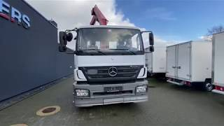Mercedes-Benz Axor (Penders Automobile)