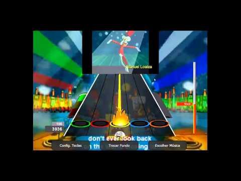 Sweet Victory - Sponge Bob Square Pants 100% FC Expert Guitar Flash Custom
