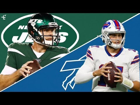 New York Jets Vs Buffalo Bills Preview + Offseason Plans For The Channel