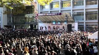 慶應大学モーニング娘。研究会 三田爆音2011(2011/11/23) ラストの曲...