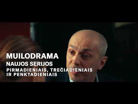 MUILODRAMA | Naujos