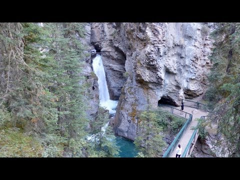 Johnston Canyon - Banff National Park - Alberta - Canada